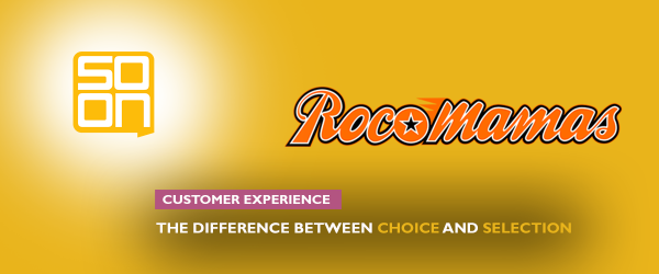 The difference between choice and selection in marketing