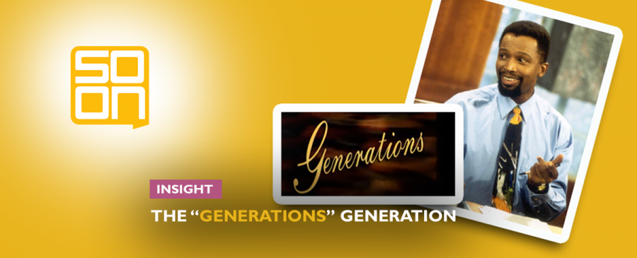 how generations inspired millenials in south africa